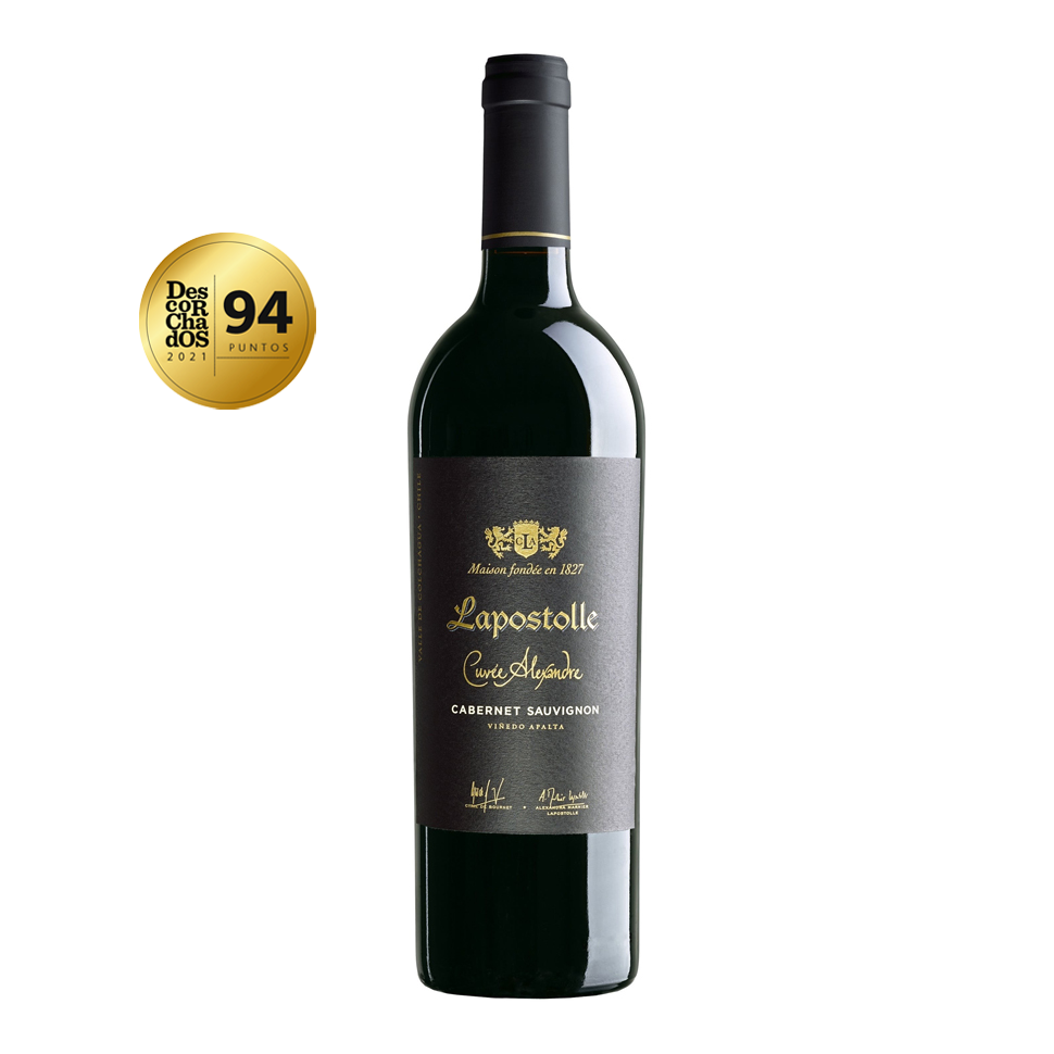 Cuvee Alexandre Cabernet Sauvignon Gran Reserva - Viña Lapostolle