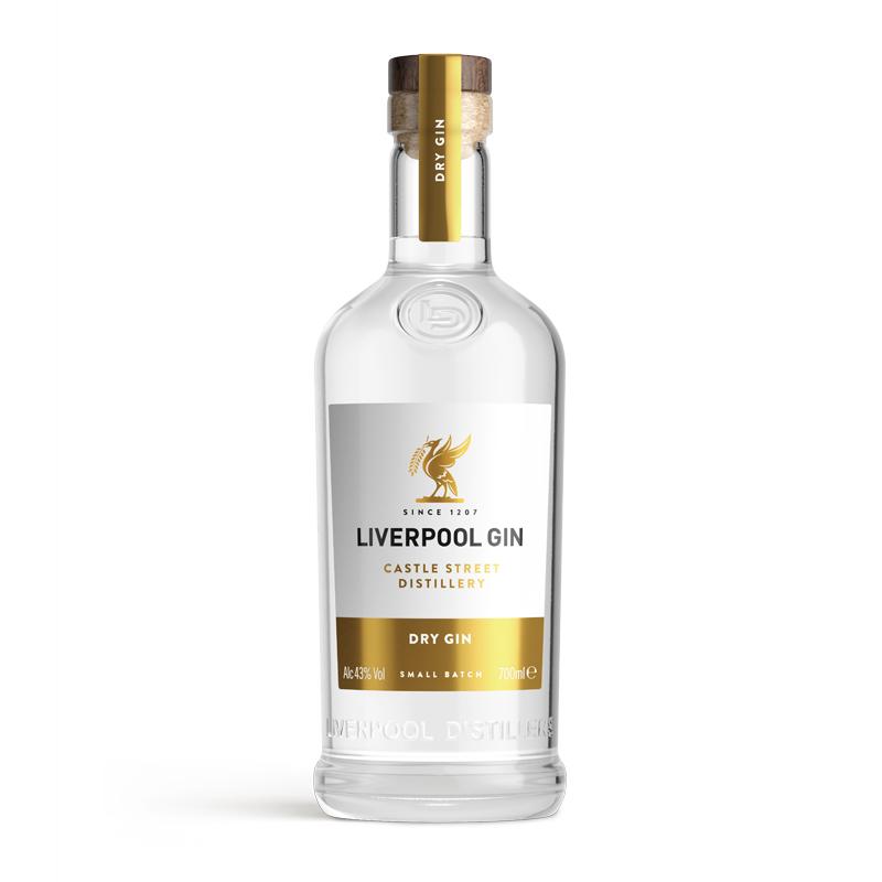 Gin Liverpool - Súper Premium