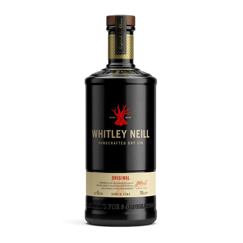 Gin Whitley Neil Original - Súper Premium