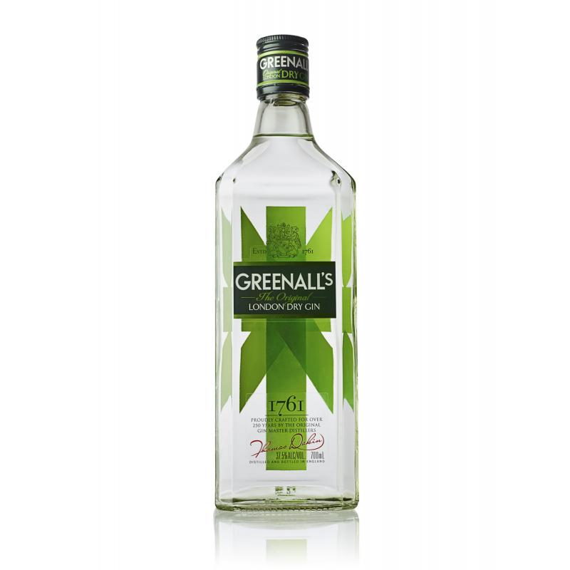 Gin Greenall´s - England