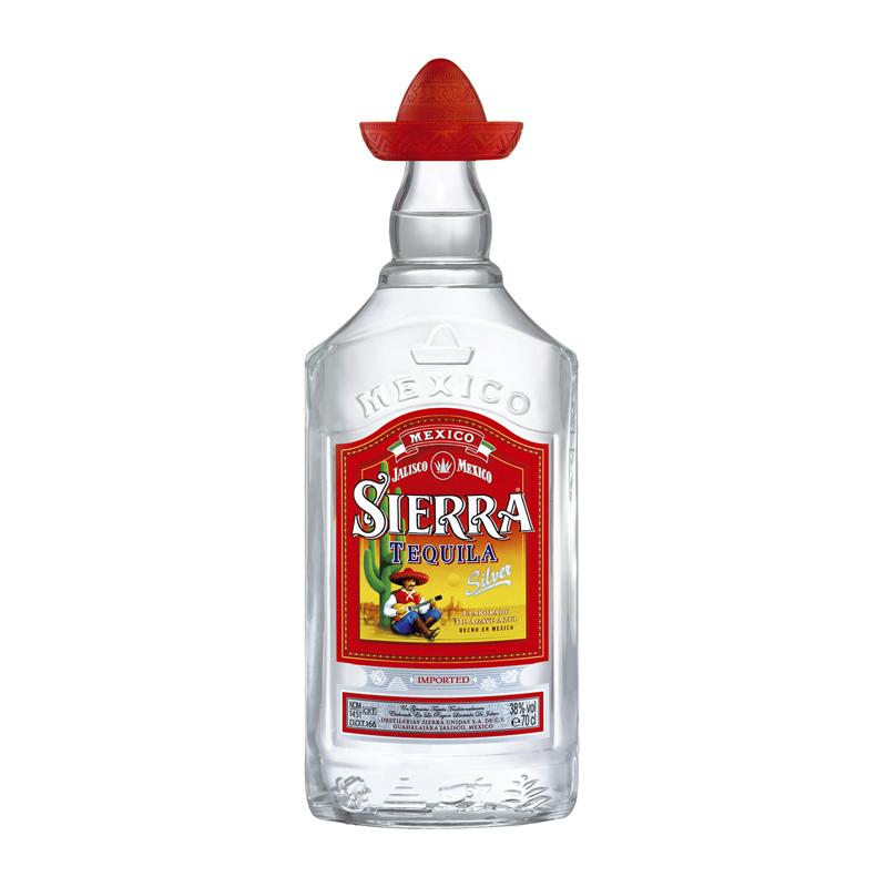 Tequila Sierra Blanco  - México