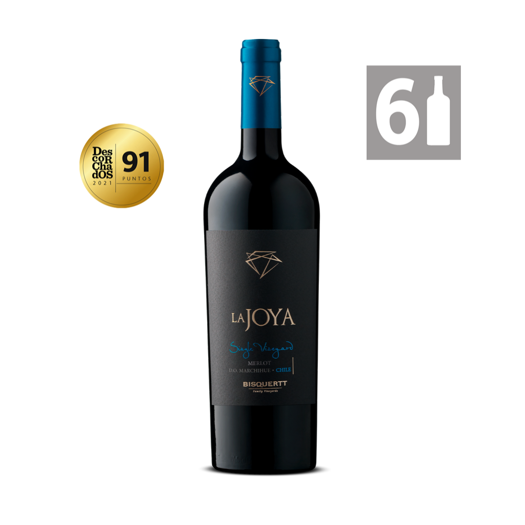 Pack 6 La Joya Single Vineyard Merlot
