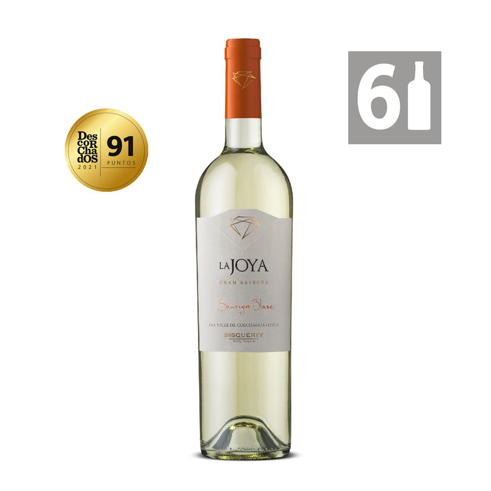 Pack 6 La Joya  Sauvignon Blanc Gran Reserva