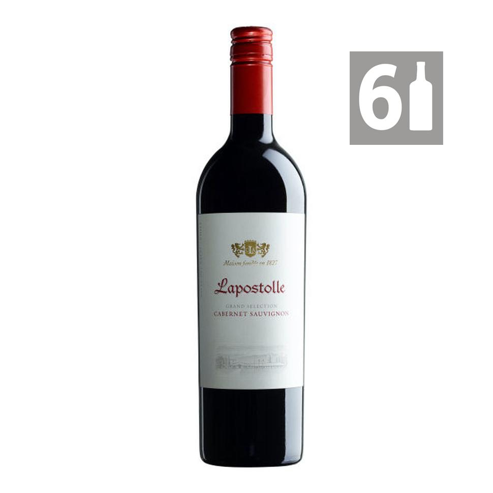 Pack 6 Cabernet Sauvignon Grand Selection - Viña Lapostolle