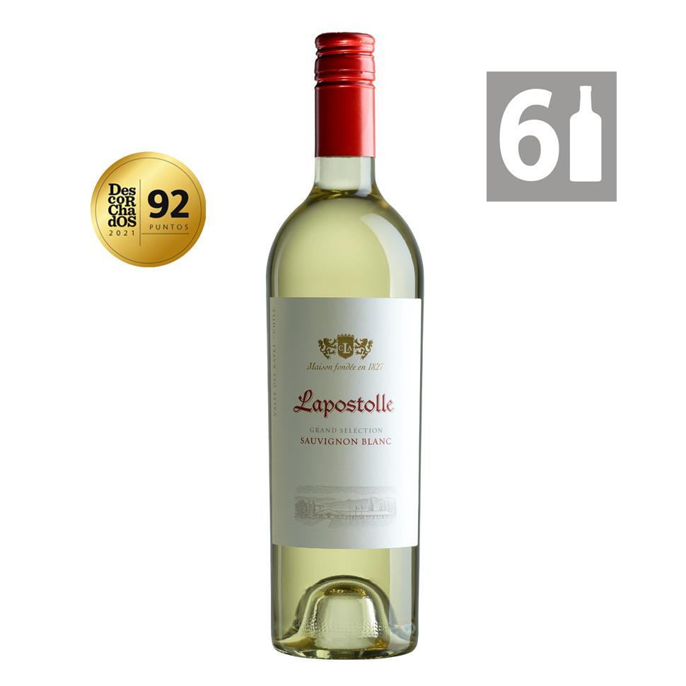 Pack 6 Sauvignon Blanc Cuvee Alexandre Gran Reserva - Viña Lapostolle