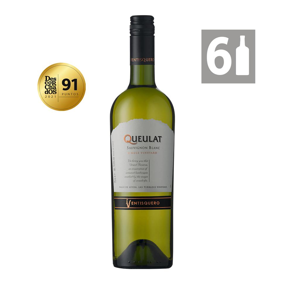 Pack 6 Queulat Sauvignon Blanc Gran Reserva