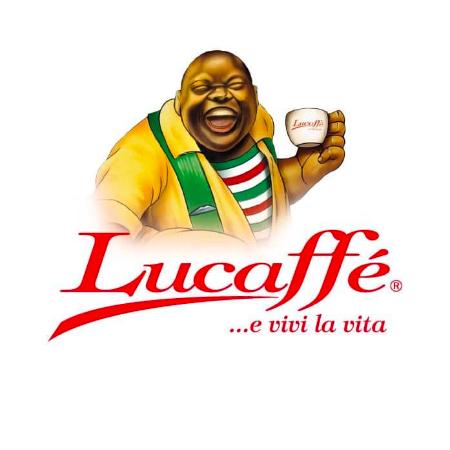 6 Tazas Cappuccino Lucaffé Institucional (6 unidades)