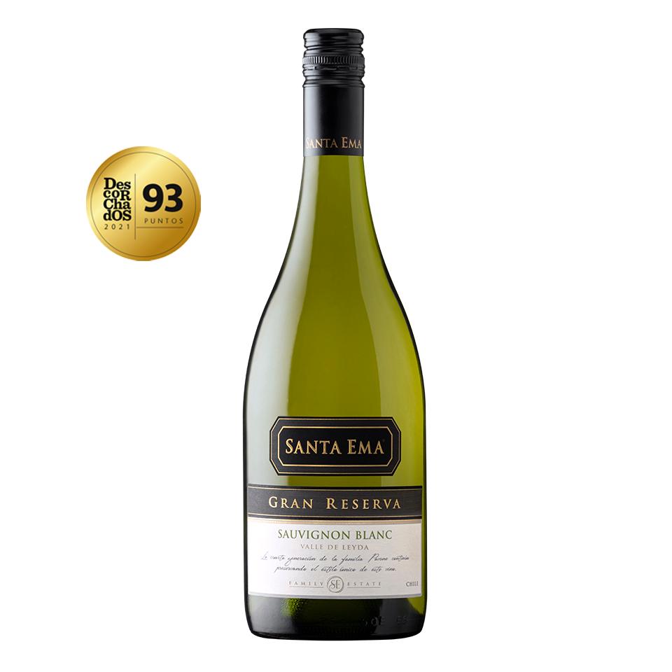 Sauvignon Blanc Gran Reserva - Viña Santa Ema