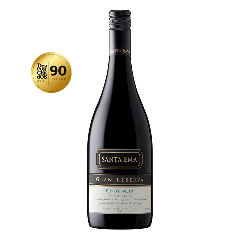 Pinot Noir Gran Reserva - Viña Santa Ema