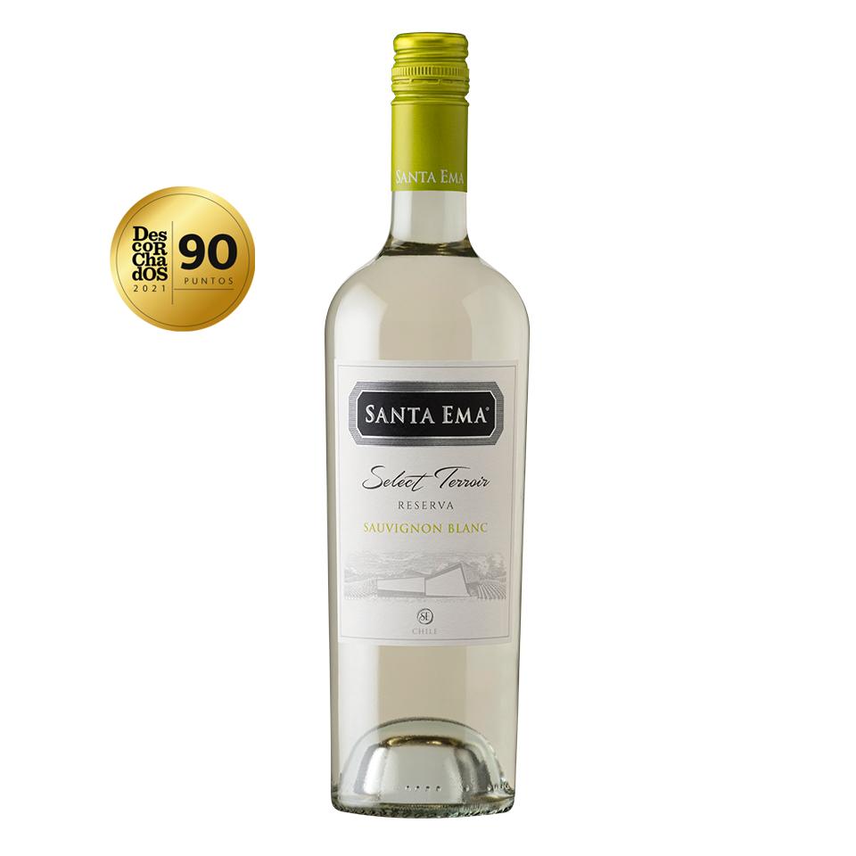 Sauvignon Blanc Select Terroir Reserva - Viña Santa Ema