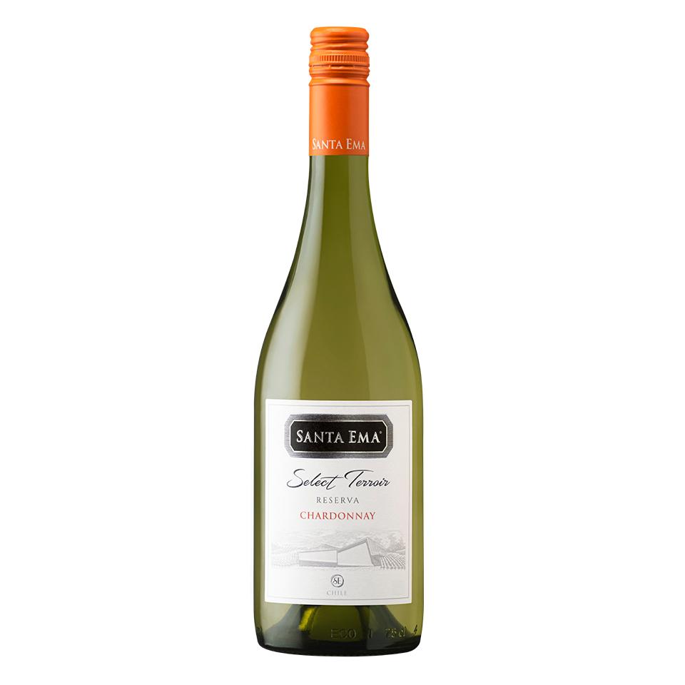 Chardonnay Select Terroir Reserva - Viña Santa Ema