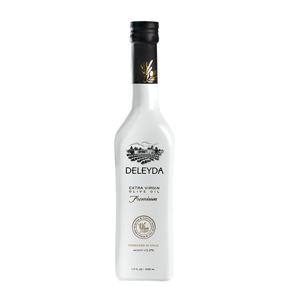 Aceite de Oliva PREMIUM Extra Virgen 250 ml - Deleyda