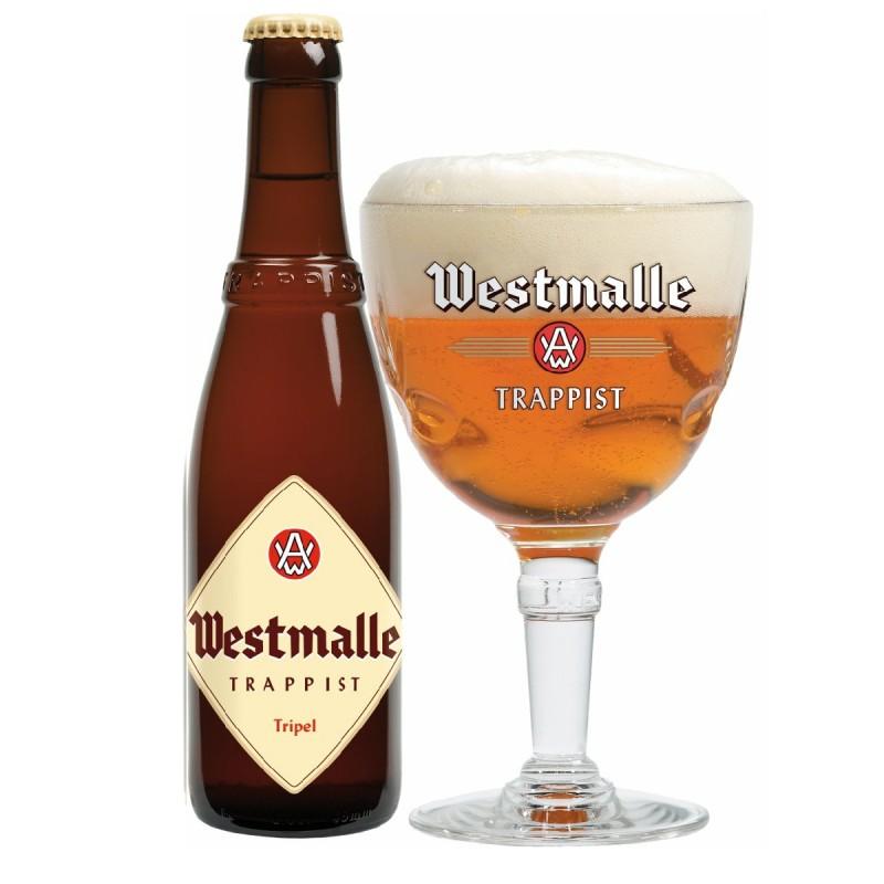 Pack 6 Cervezas Westmalle Tripel 330cc