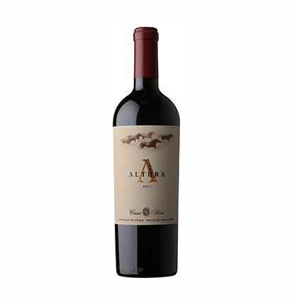 Altura (Carmenere / Cabernet / P.Verdot)  - Casa Silva