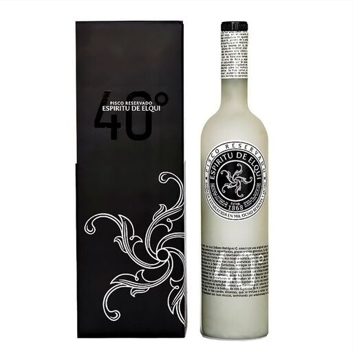Pisco 40º - Espíritu de Elqui
