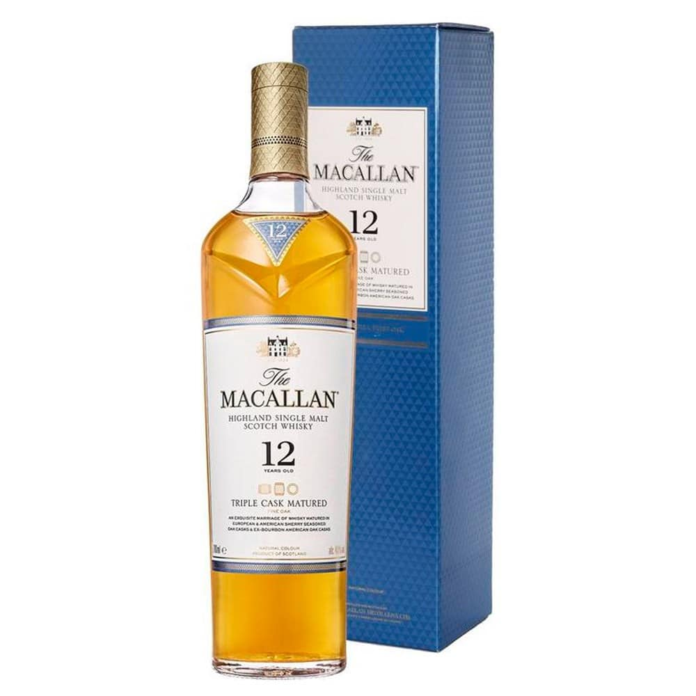 Whisky The Macallan Triple Cask 12 años
