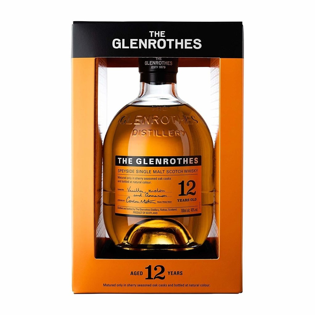 Whisky The Glenrothes 12 Años - Escocia