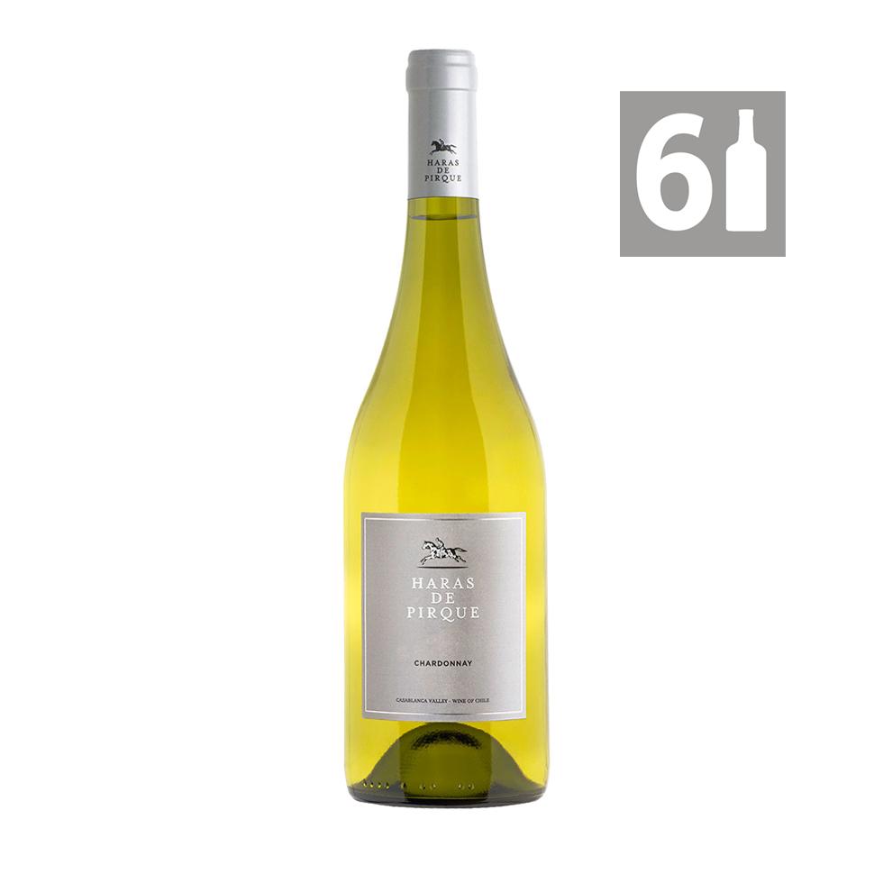 Pack 6 Chardonnay - Viña Haras de Pirque