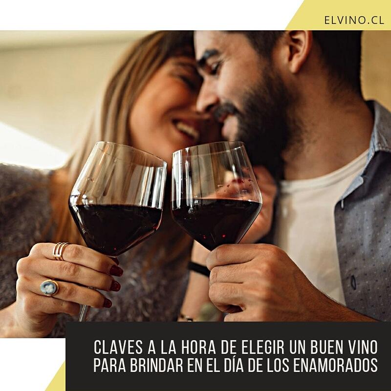 Claves a la hora de elegir un buen vino para brindar en el Día de los Enamorados
