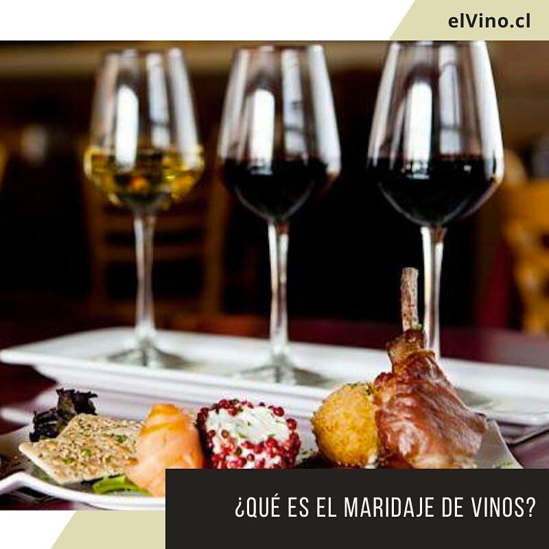 ¿ Qué es el maridaje de vinos?