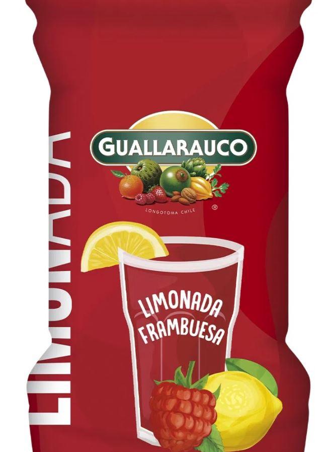 Pulpa Limonada - Frambuesa