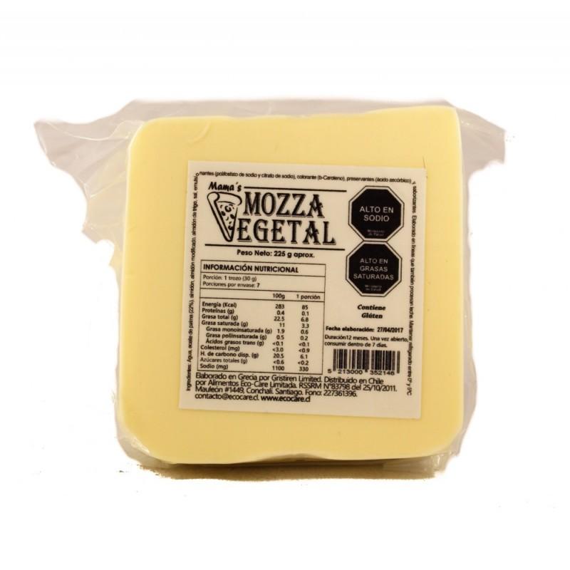 Queso Mozzarella Vegano