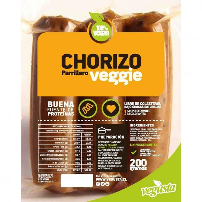 Chorizo Veggie
