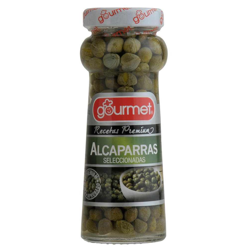 Alcaparras premium Gourmet