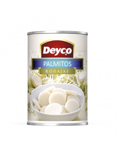 Palmito Deyco Rodaja