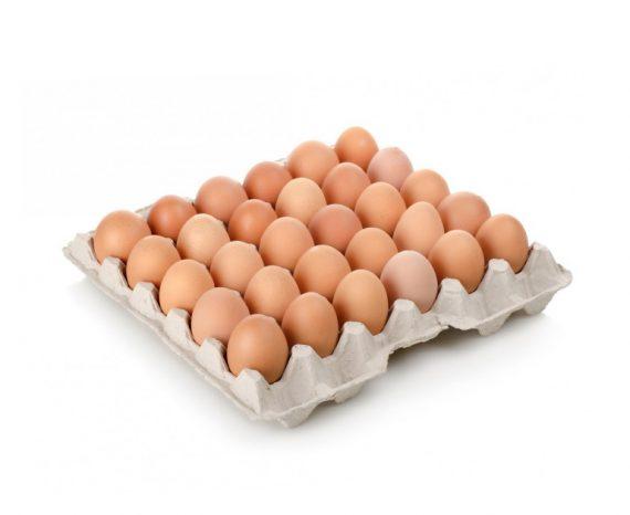 Huevos 30 extra color