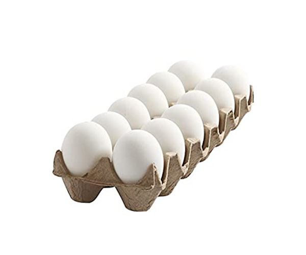 Huevos 12 Extra blanco