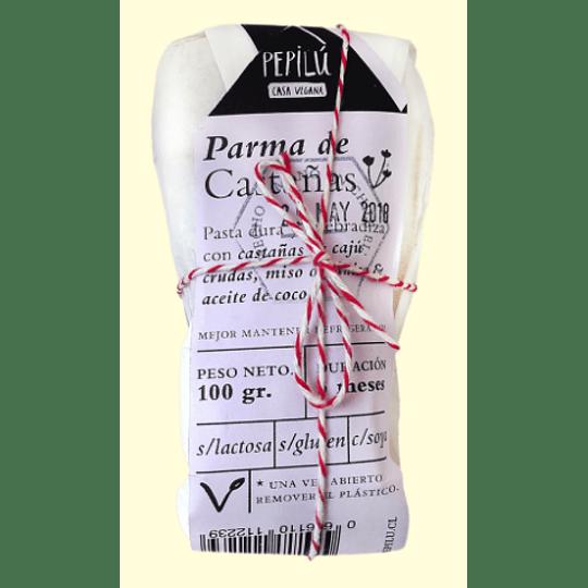 Queso vegetal Parma de Castañas de Cajú
