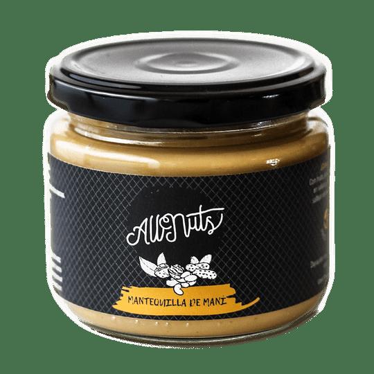 Mantequilla de maní all nuts