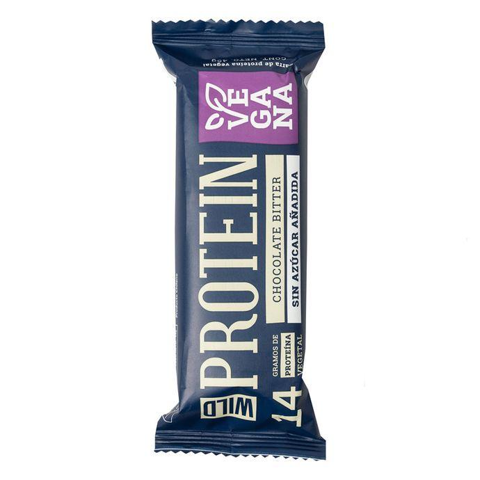 Barra de proteína chocolate bitter