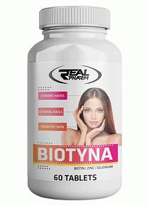 Biotina Cápsulas