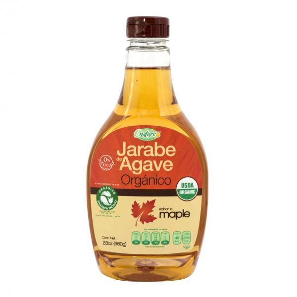 Agave Sabor  Maple Orgánico