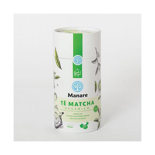 Té Matcha Manare Orgánico 100 g