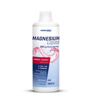 Magnesium Liquid Frambuesa