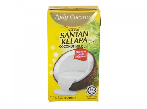 Leche de Coco 1 Litro