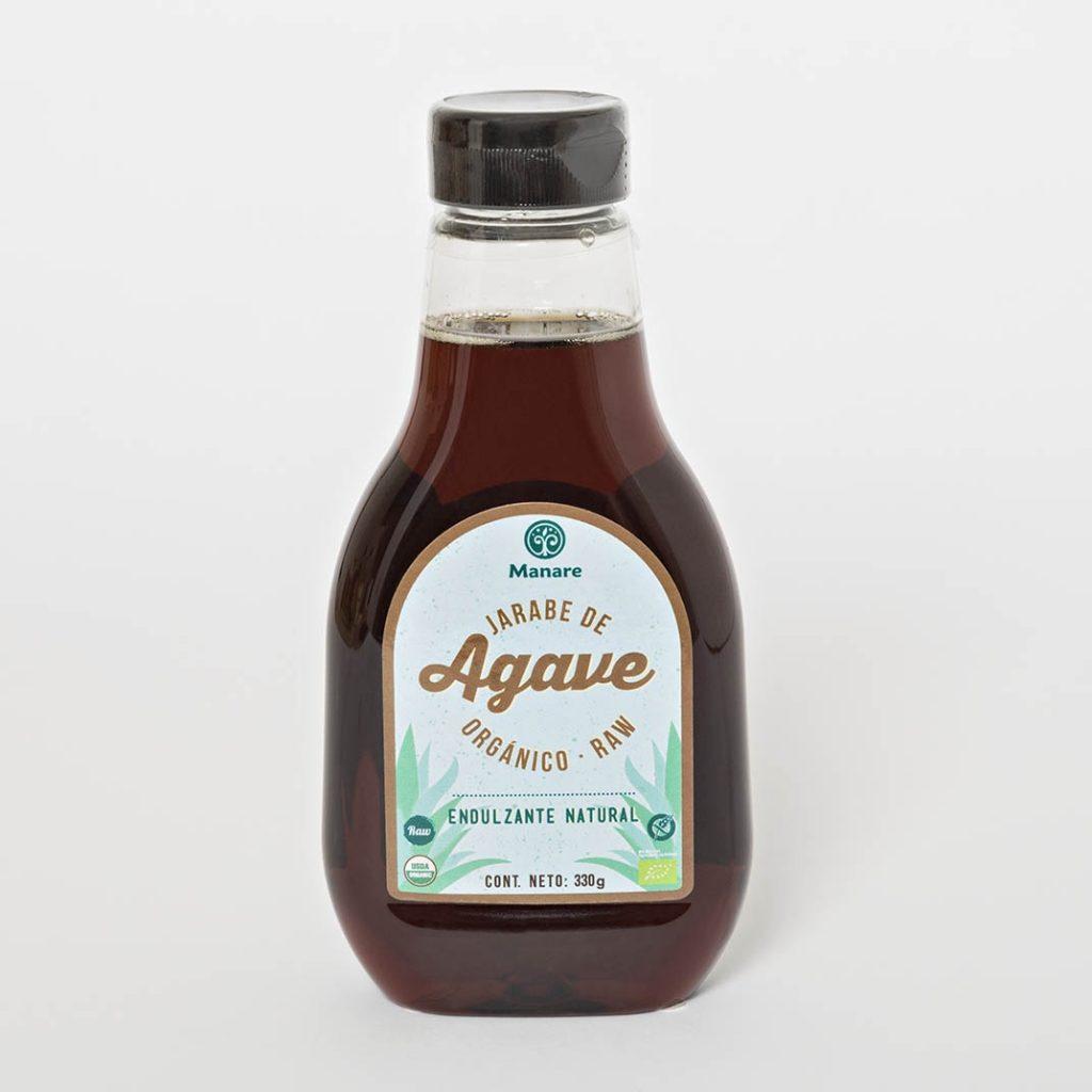 Jarabe de Agave dark  Orgánico Manare