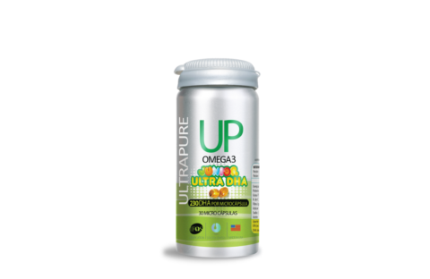 Omega Up Infantil Ultra DHA 30 Micro Cápsulas