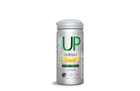 Omega UP UltraPure 30 Cápsulas