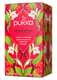 Revitalise Infusión Pukka