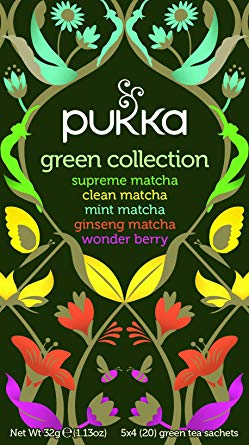 Infusión Green Collection Pukka