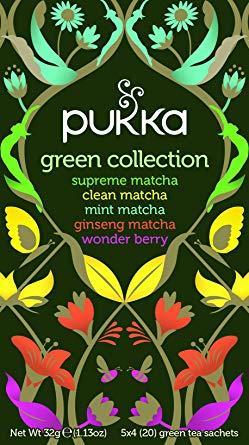 Infusión Green Collection Pukka