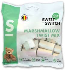 Marshmallow Mix Sin Azúcar Sin Gluten