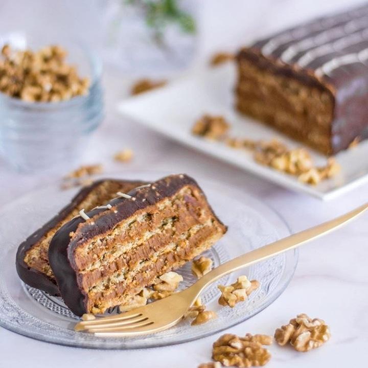 Torta Sin  azúcar