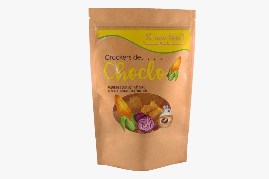 Cracker Choclo 100 g.