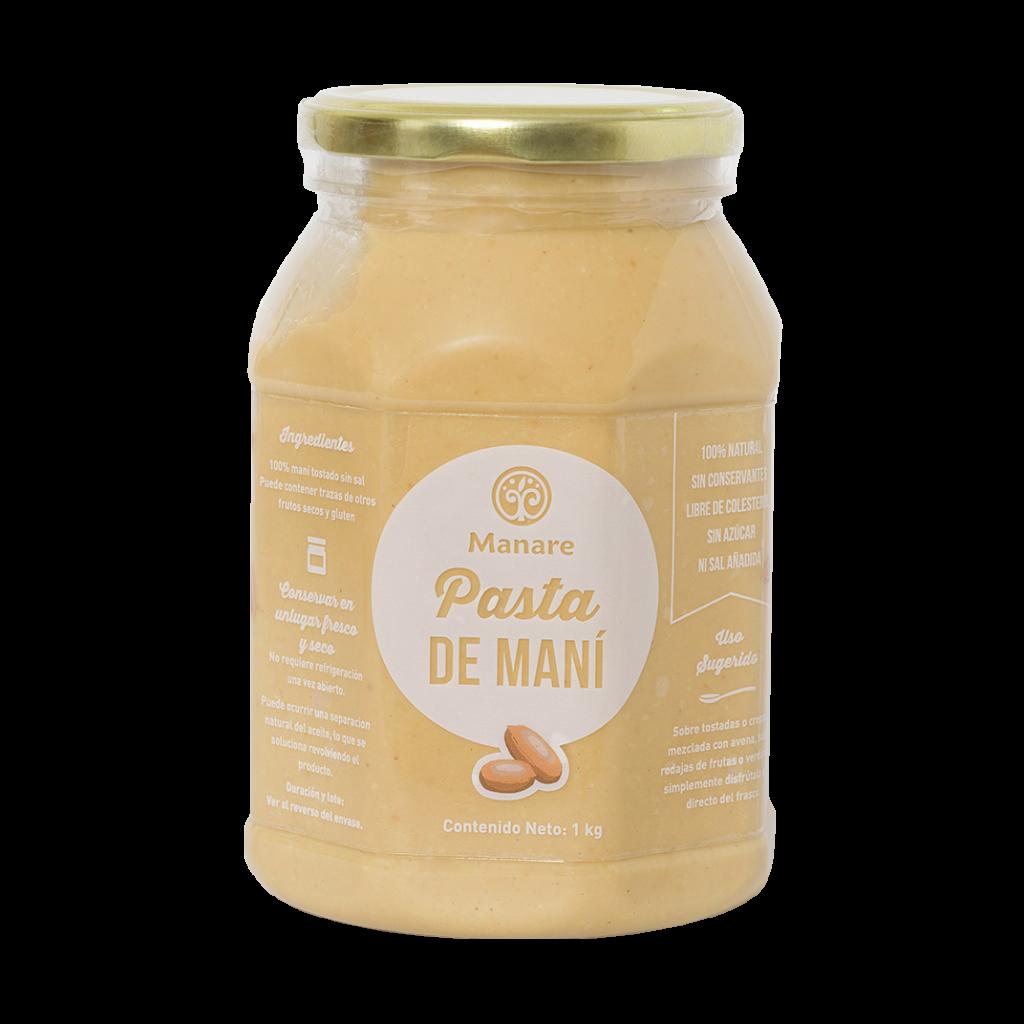Mantequilla de Maní Kilo