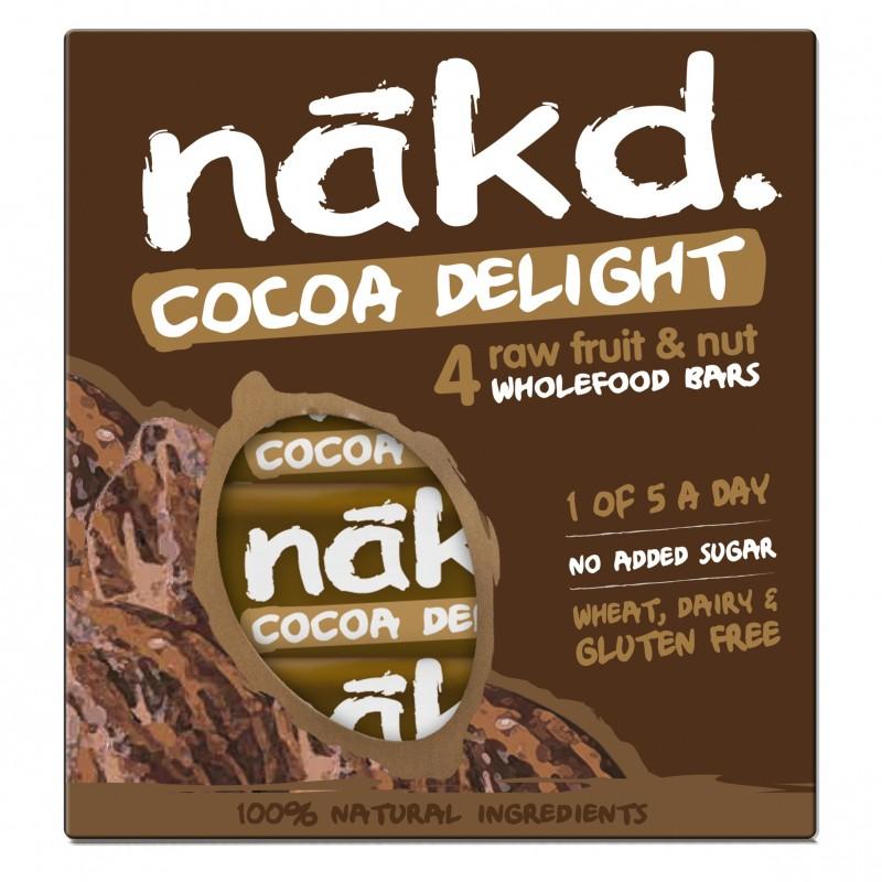 Barritas  Nakd Cocoa Delight